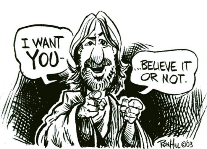 Jesus Wants you